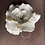 Thumbnail: Porcelain rose with hook for decoration
