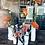 Thumbnail: Porcelain flower's vases set of (3 small)