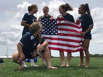 USA Rugby - Girls U18s - Emily Heinrich