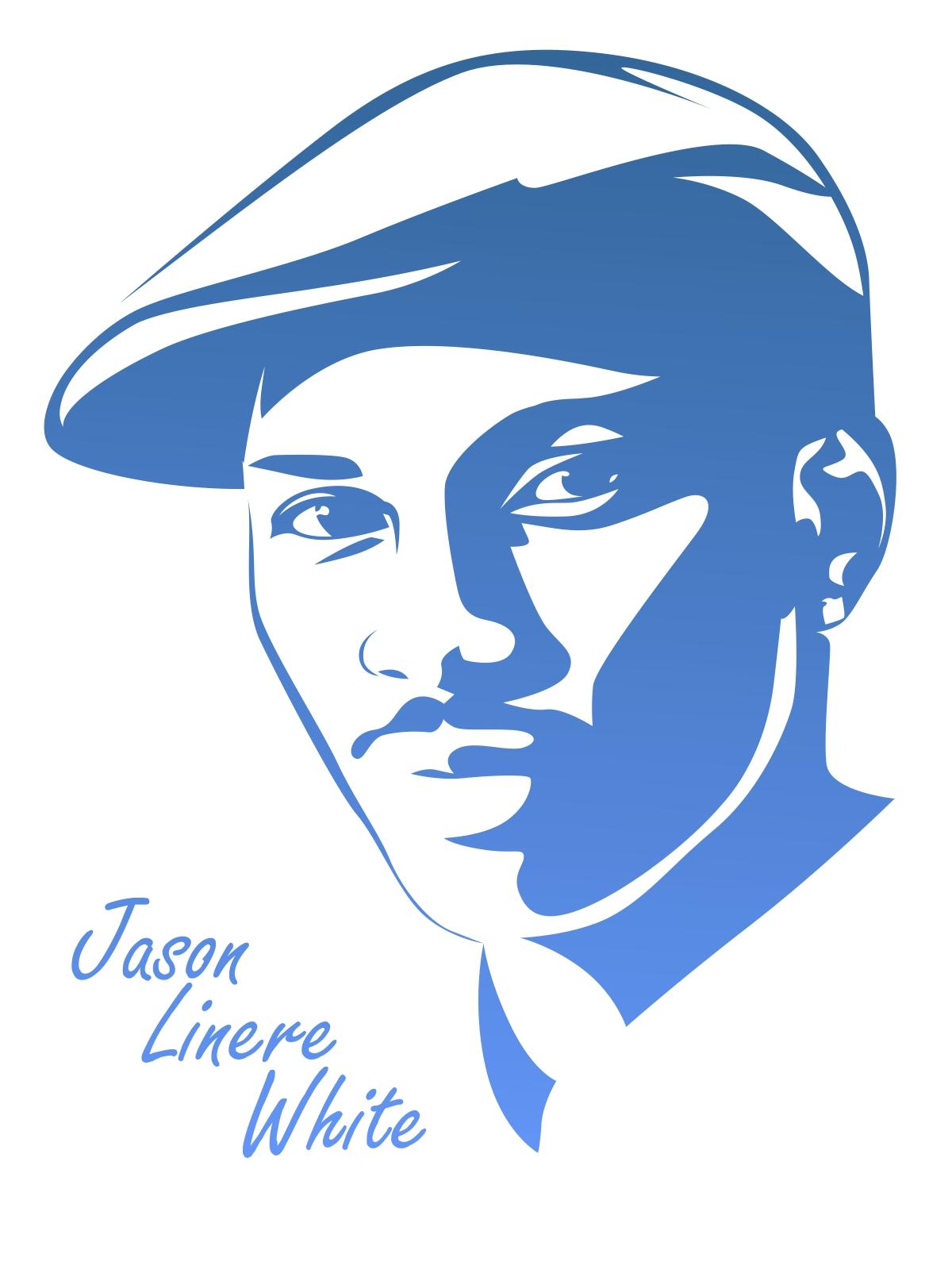 JLW Blue Cartoon