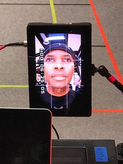 HMC - Head Mounted Camera