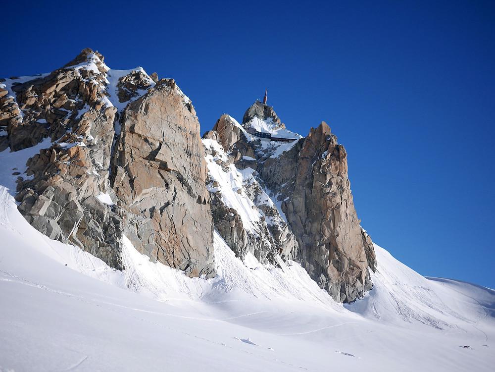 Glaciar du Midi