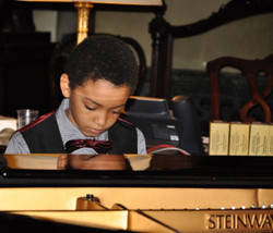 Charles at Steinway Hall 57th Street