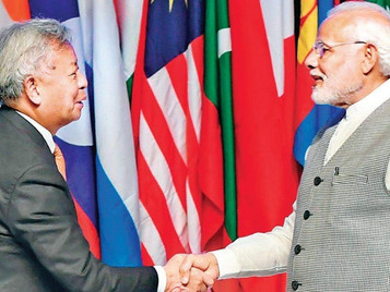 India's Asian Infrastructure Investment Bank Ties Post-COVID
