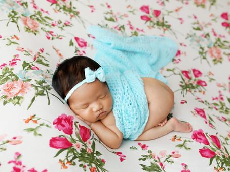 Anaheim Hills Newborn Baby Photography