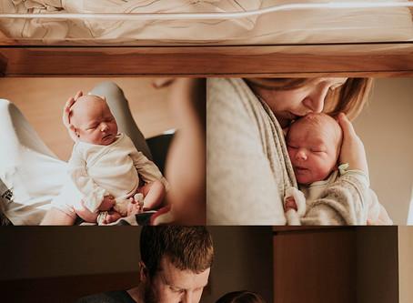 Fresh 48 Session & Newborn Portrait Session