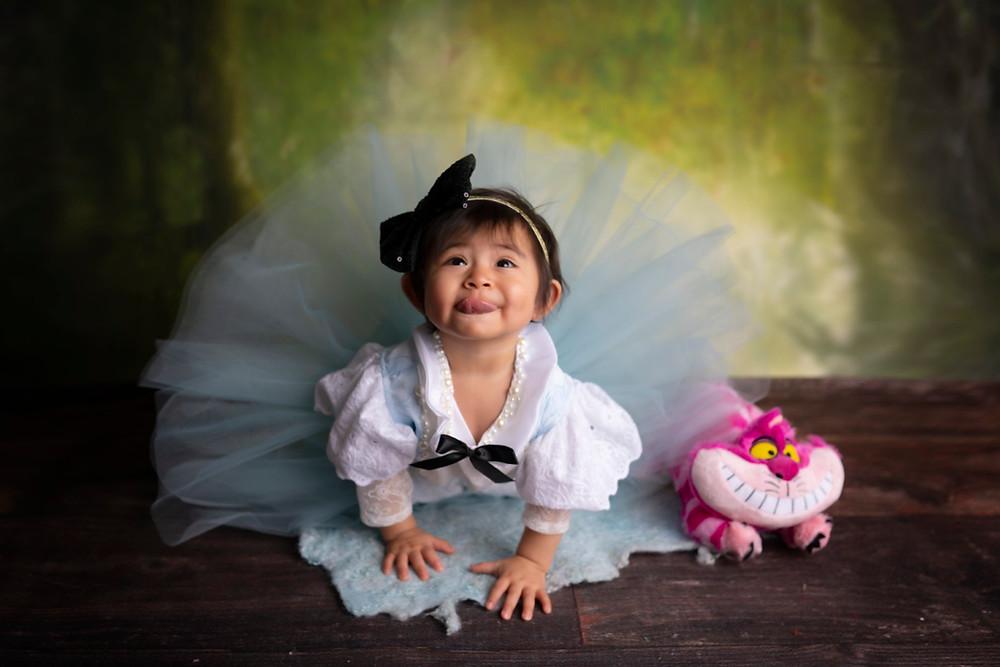 Anaheim Hills Baby Milestones Photography