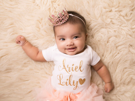 Happy Baby | Laguna Beach Baby Photographer