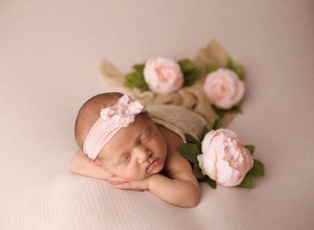 Baby Girl | Newborn Photography San Clemente, CA