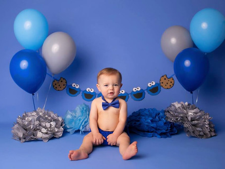Anaheim Hills First Birthday Photographer