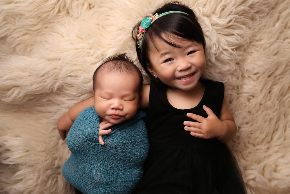 Costa Mesa Newborn Photographer