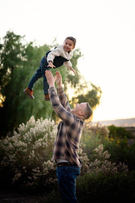 anaheim hills, ca family photography