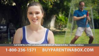 Benzac // Parent in a Box