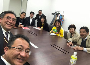 4/12「ブラジルsolidario 横浜」(BSY)の打ち合わせ会