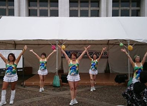 ★☆Viva! 111 de Yokohama イベントまであと9日!★☆今年も登場!皆でAXEを踊って盛り上がろう♪ クルベ・ダ・パイシャオン