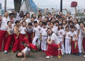 ★☆Viva! 111 de Yokohama イベントまであと10日!★☆ブラジルの伝統的な格闘技・カポエイラで華麗に舞う「カポエイラ ヘジョナル ジャパン」