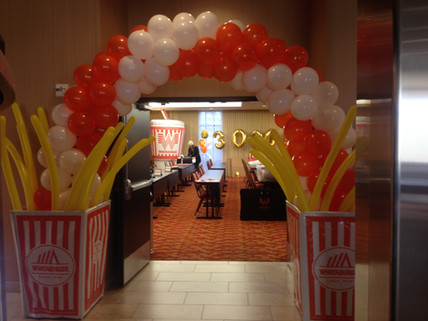 Fries Arch