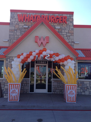 French Fries Arch