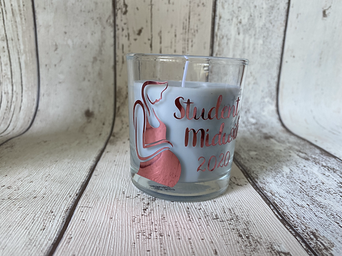 Student Midwife Candle