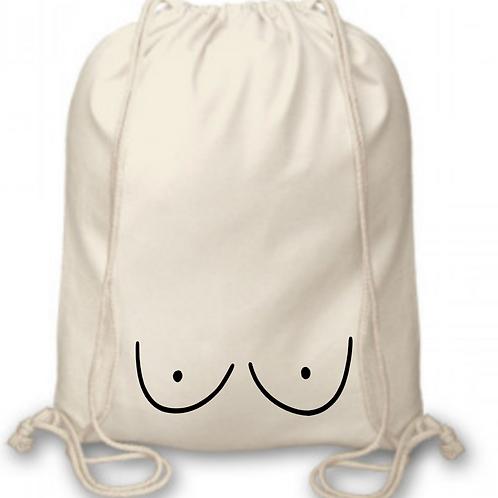 Boob Gym Bag