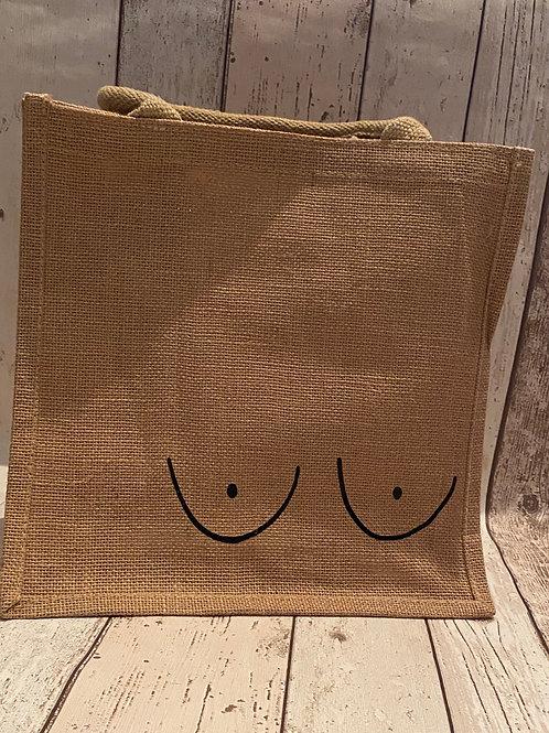 Boob Tote Bag