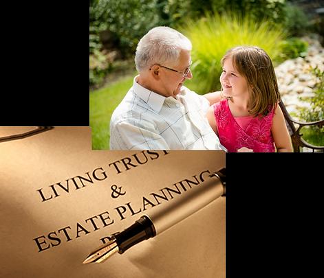 image living trust estate planning