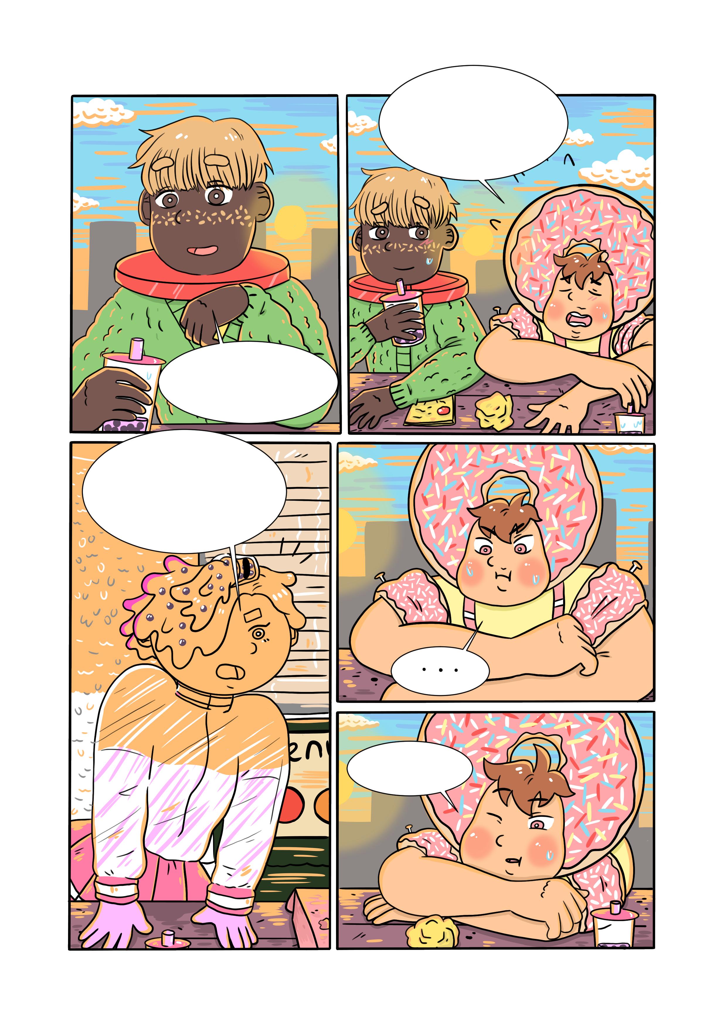 """2019 - """"Burger Boy"""" Page 14"""
