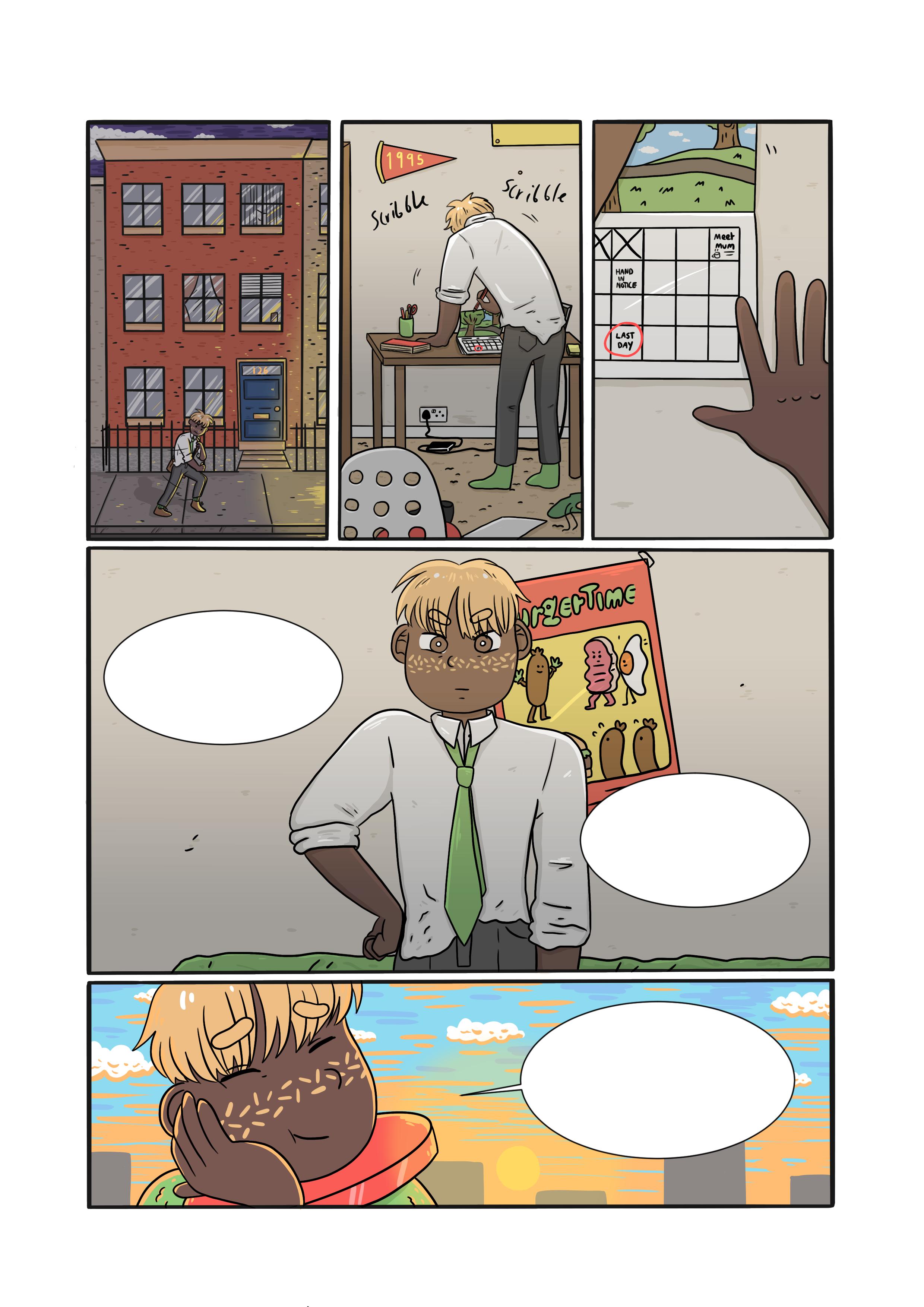 """2019 - """"Burger Boy"""" Page 7"""
