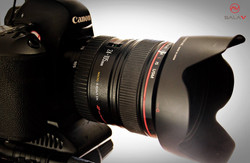 Canon 6d e lente L