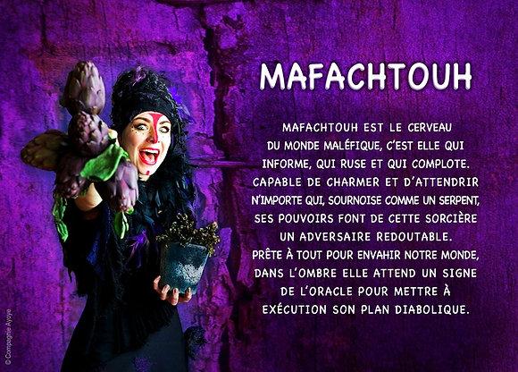CARTE POSTALE DE MAFACHTOUH
