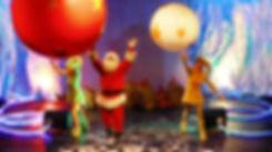 Père Noël 2.0, Spectacle de Noël, enfants, théâtre, Compagnie Ayoye
