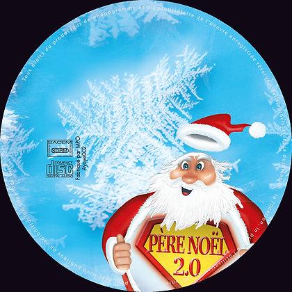 """Disque de """"Père Noël 2.0"""""""