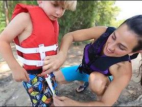 New Safety Video Emphasizes the Right Life Jacket Fit for Kids