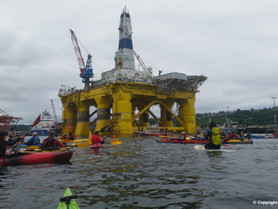Did the Paddle in Seattle's Message Get Muddied?