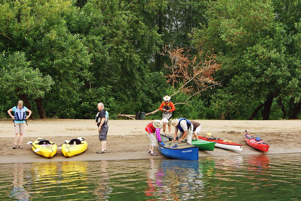 Willamette River Paddlers