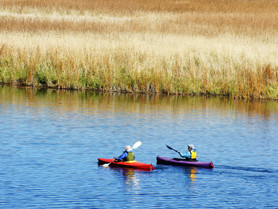 Upper Klamath Canoe Trail Revisited