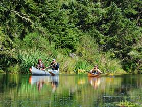 Canoe vs. Kayak - And the Winner Is?