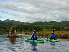 Exploring the Siletz Bay NWR by Paddle