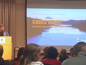 Oregon Kicks Off First Outdoor Summit