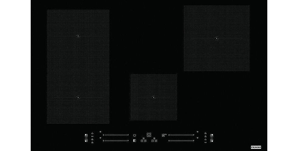 Cubierta Inducción de 77cm; FMA 804 I F BK FRANKE