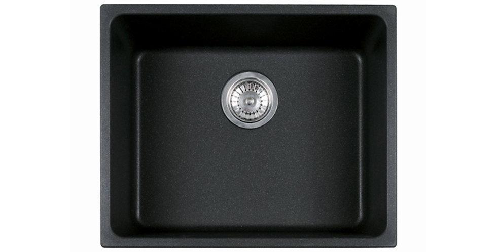Poceta Sintetica Fragranite Negro de 50cm;  KBG 110 - 50 Black Franke