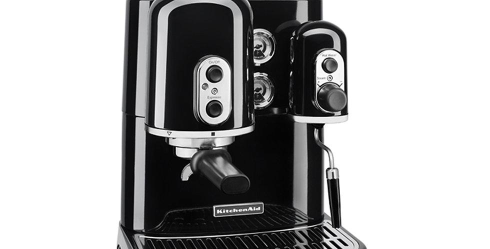 Cafetera Espresso Negra