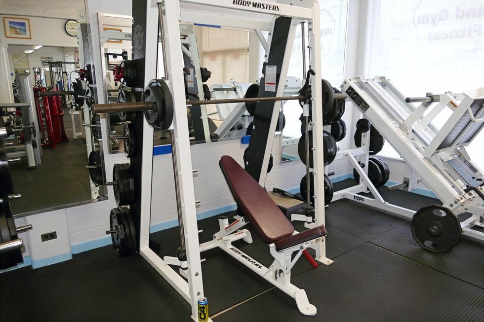 Body Masters Smith Machine