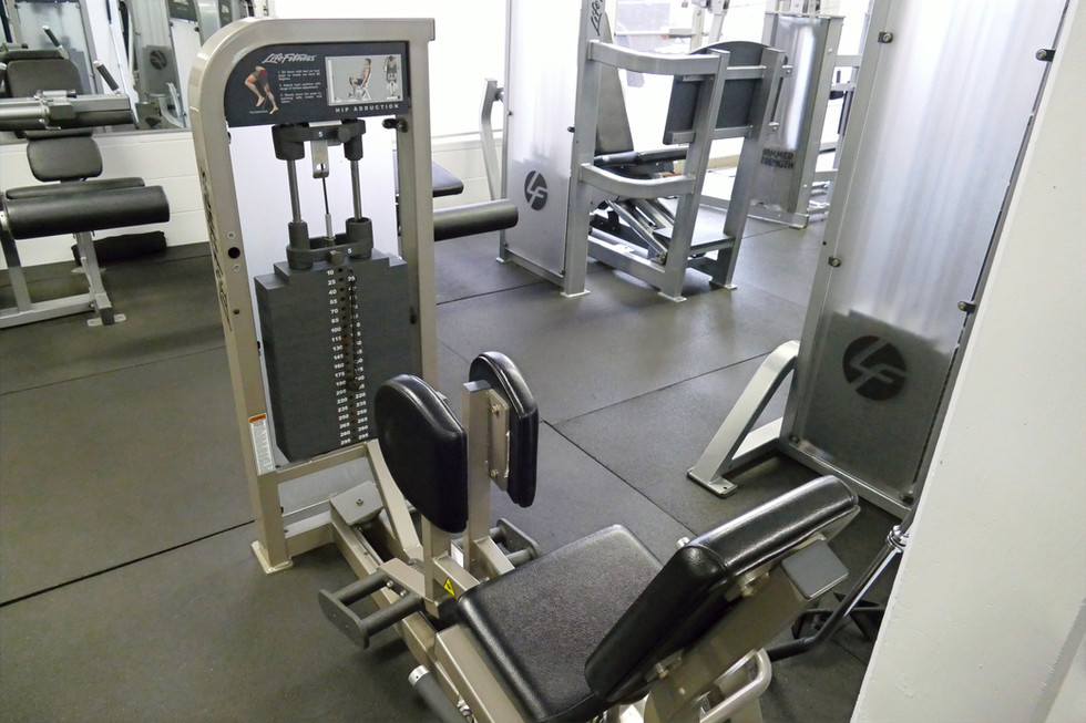 Life Fitness Pro 2 Series Hip Adduction