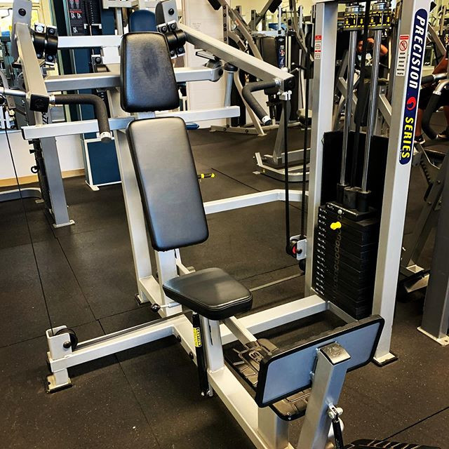 Atlantis Precision Series Shoulder Press