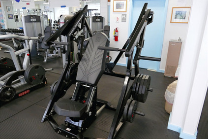 Rogers Athletic Pendulum Chest/Shoulder Incline