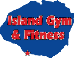 Island gym and fitness logo transparent background.png