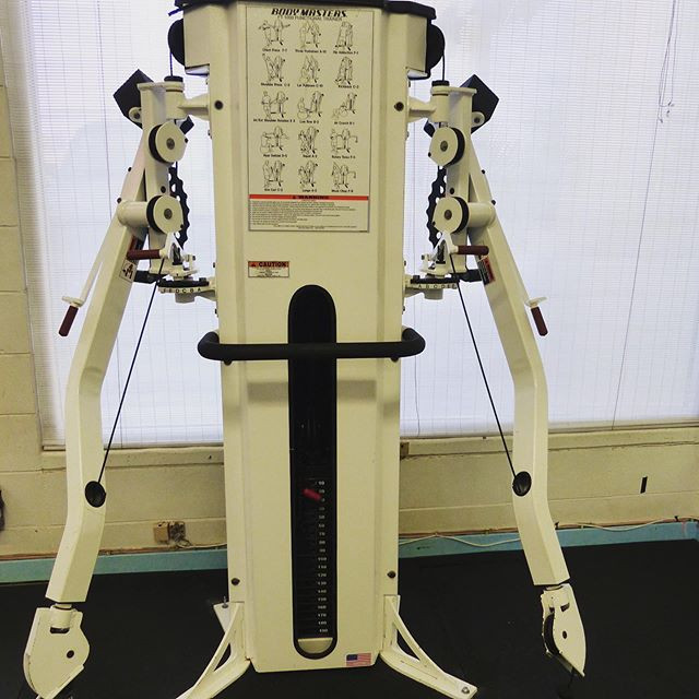 Body Masters Multi-Purpose Cable Machine
