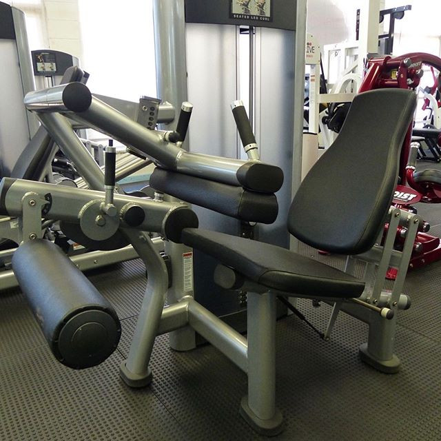 Life Fitness Signature Series Seated Hamstring Curl
