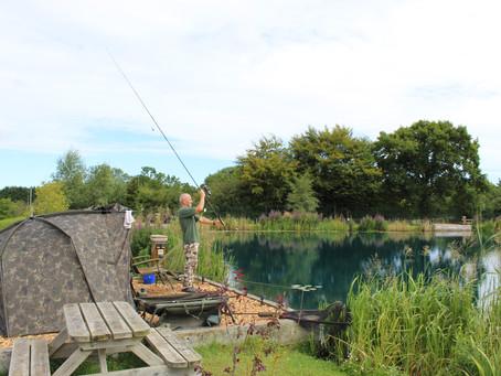 New to Carp fishing?